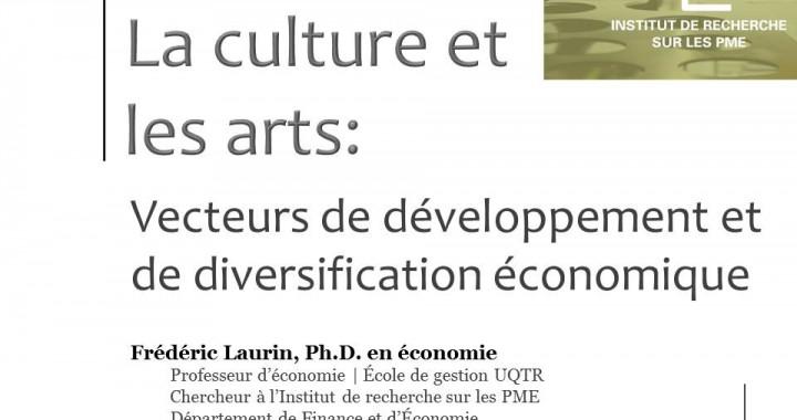 La culture et les arts: Vecteurs de développement et de diversification économique