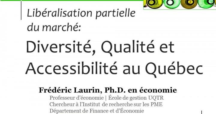 Diversité, Qualité et Accessibilité au Québec