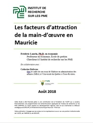 Factreurs d'attraction de la Mauricie