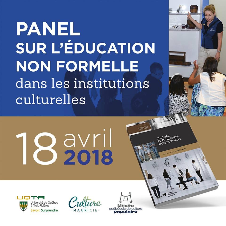 Panel sur l'éducation non formelle dans les institutions culturelles