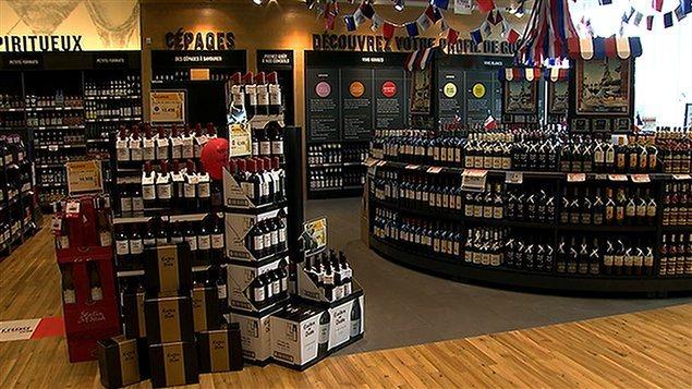 La fin du monopole détenu par la Société des alcools du Québec Philippe Marcoux