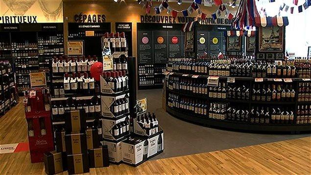 Le vin de la SAQ, trop cher selon une nouvelle étude Michel C Auger
