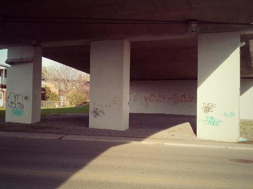 Viaduc Rue des Forges